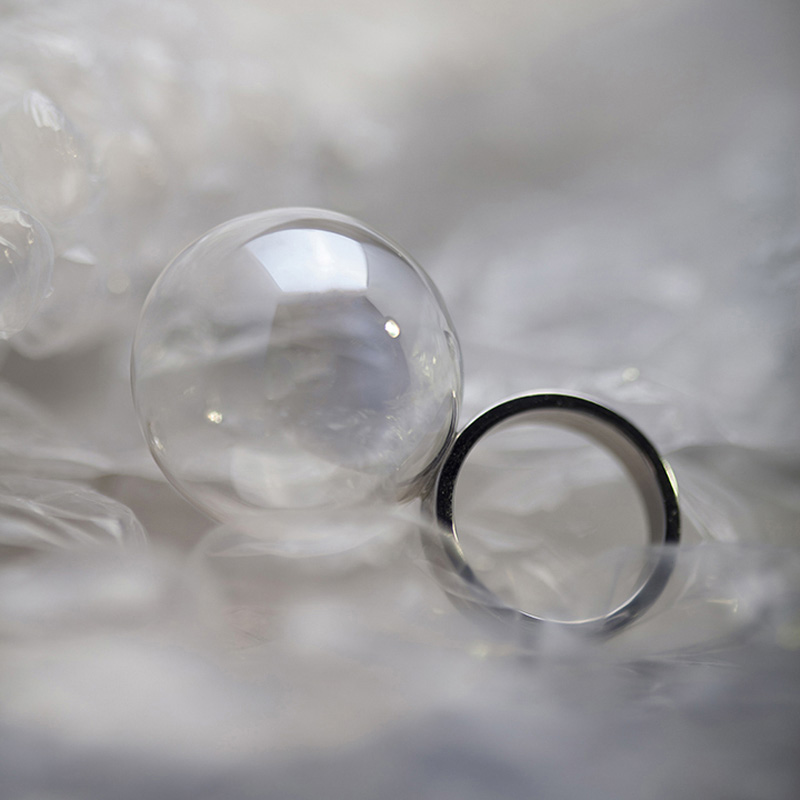 Bubble Ring by Christopher Gentner
