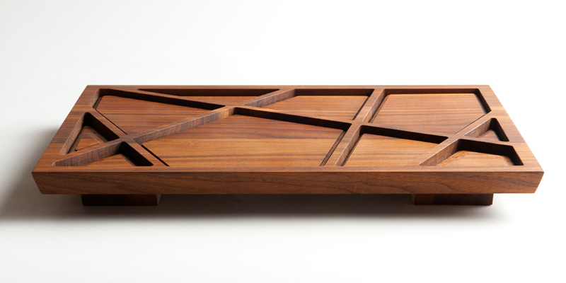 Puzzle Tray by Materious