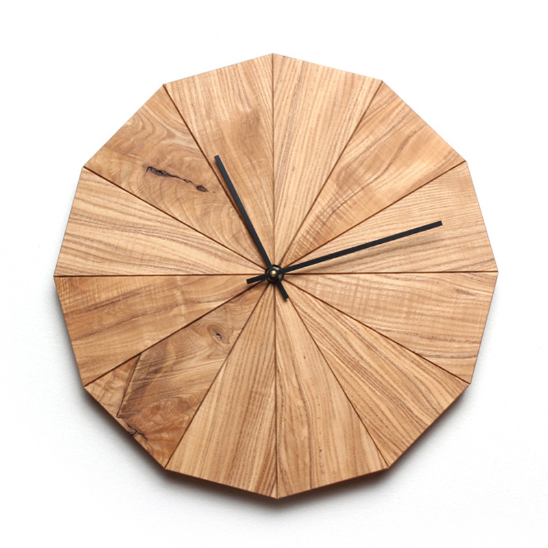 RX Made Wall Clock by Strand Design